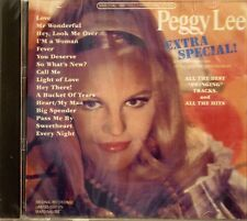 PEGGY LEE 'Extra Special' - 31 Tracks