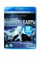 Daleks - Invasion Earth 2150 A.D. [Blu-ray] [DVD][Region 2]