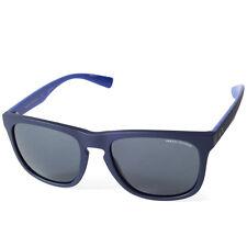 ec21b9267df5 Armani Exchange AX4058S 819887 Matte Navy Blue Grey Men s Classic Sunglasses