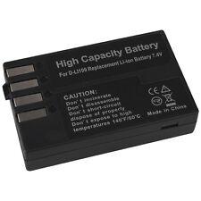 Power batterie Li-ion type d-li109 pour pentax K-r