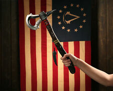 Connor Kenway Rubber Tomahawk Assassin's Creed III Cosplay Costume Use Axe