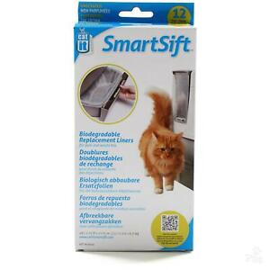 Catit Smartsift Replacement bags - Waste Bin Bags 12-pack