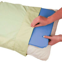 High Quality Cool Cold Therapy Sleeping Pad Mat Muscle Relief Cooling Pil New