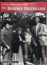The Beverly Hillbillies DVD 4 Full Length TV Episodes Golden Movie Classics New