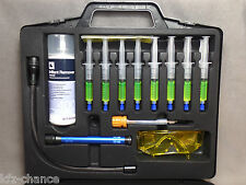 1x UV-lecksuchset per auto condizionatori Rationalised KIT PER FUGHE REFRIGERANTE