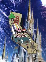 Disney Parks LR Trading Pin American Adventure EPCOT MYSTERY California CA Land
