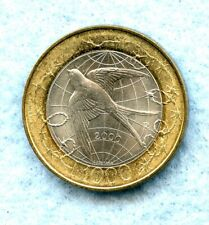 San Marino  10 Lire 2000 amoretto Cupid 22mm Alum coin