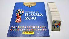 Russia 2018 album + set completo 670 figurine Panini Pink edition