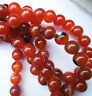 15in Red Agate Round 10mm Gemstone Beads for Jewellery Making Size (mm) 10