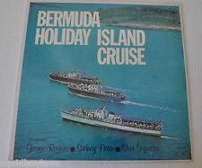 BERMUDA HOLIDAY: Island Cruise LP Record Calypso  George Rogers, Stan Seymour