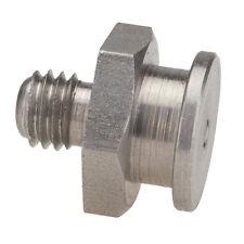 M8 x 1,25 [1 Stück] V2A DIN 3404 Ø16mm Flachschmiernippel NIRO