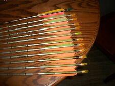 One Dozen Vintage 2216 Aluminum Arrows