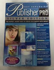 Art Explosion Publisher Pro Silver Edition
