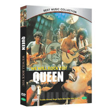 QUEEN - Live concert in Montreal : WE WILL ROCK YOU (1981) dts DVD (*NEW)