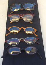 Lot De Lunettes De Vue / Eyeglasses Vintage Marque IDC