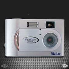 VIVITAR VIVICAM X024 10.1 MP 3x ZOOM - Digital Camera - Silver