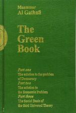 Gaddafi's the Green Book, Paperback by Al-gaddafi, Muammar, Like New Used, Fr...