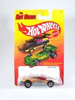 Hot Wheels 2011 The Hot Ones AEROFLASH NEW NOC 1/64 Scale Diecast with Protecto