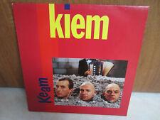 Kiem - Keam LP 8 tit 1987 avec poch intérieure Hollande