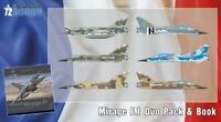 Mirage F.1 Duo Pack & Book Special Hobby 72414 1:72 inkl. Buch Frankreich