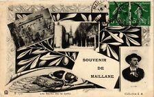 CPA  - Souvenir de MAILLANE (213716)