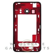 Back Housing for HTC Evo 4G Body Frame Chassis Cover Replacement Part Replace