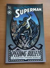 DC: SUPERMAN, SPEEDING BULLETS, ELSEWORLD JOKER, 1ST PRINTING, HTF, 1993, VF!!!
