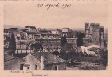 * MONTALTO DI CASTRO - Panorama Sud 1941