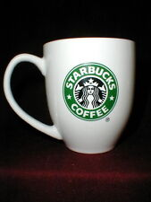 Starbucks Siren Mermaid Logo Advertising 15 oz Coffee Mug 2006