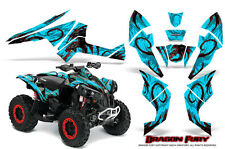 Can-Am Renegade Graphics Kit by CreatorX Decals Stickers DFRBLI