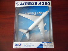 Airbus A380 metallo pressofuso modello NUOVE GRANDI A380 con supporto