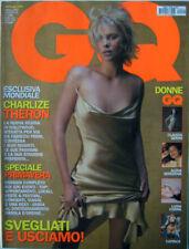 GQ-'02-CHARLIZE THERON,Monica Bellucci,Caprice De Dieux,Alena Seredova,Almodovar