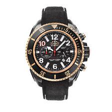 Emas Paparazzi Cronografo Meccanico Automatico Swiss Acciaio Nero Orologio Uomo