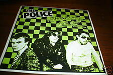 "THE POLICE 45 7"" FALL OUT NOTHING ACHIEVING PUNK ROCK"