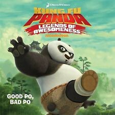 Good Po, Bad Po (2014, Paperback) Kung Fu Panda Legends of Awesomeness