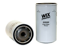 (4) Pack Fuel Filter Wix 33588  MACK 11.9L 728Cu. In Diesel 04-08