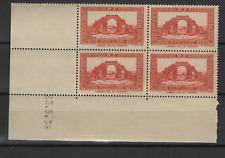 Algérie RF sites et paysages 4 timbres neufs coin daté 23.5.36  /T3264