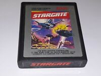 atari 2600 - Stargate Silver label game  cartridge only 7800 vcs