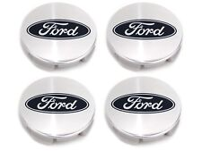 2015-2016 Ford F150 Expedition 20 Inch Wheel Hub Chrome Center Cap Covers x4 OEM