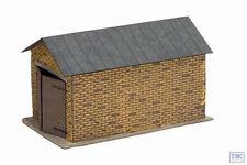 N14353 Noch OO Scale #D# Laser Cut Minis Garage Apex Roof