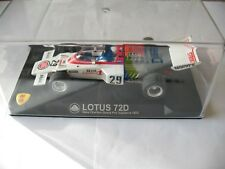 "Vanquish Lotus 72D ""Lucky Strike"" 1/32 slot racer, new and boxed"