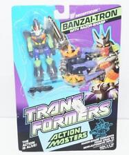 Banzai-Tron MOC 1989 Vintage G1 Transformers Action Figure Master