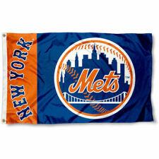 0dd0556dd11a7 New York Mets Blue MLB Flags for sale