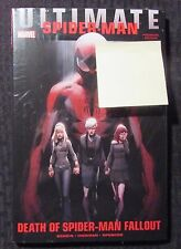 2011 Ultimate Death Of Spider-Man Fallout Sealed Hardcover