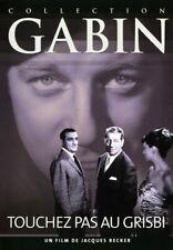132236 Touchez pas au Grisbi Jean Gabin vintage Decor LAMINATED POSTER FR