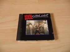 CD Billy Idol - Vital Idol - 1985 incl. Flesh for fantasy + Catch my fall