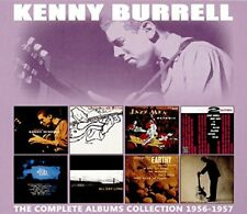 Kenny Burrell - The Complete Albums Collection 1956-1957 (4CD BOX SET)
