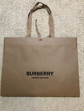 Burberry Shopping Bag Medium With New Logo And Ribbon