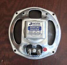 "Vintage 5"" Alnico Tweeter/Midrange by Jensen #P5, Works Fine.Look!"