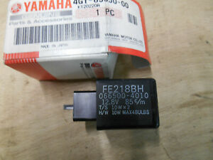 centrale clignotants neuve d'origine de Yamaha BT 1100 BULL DOG ref 4GY-83350-00